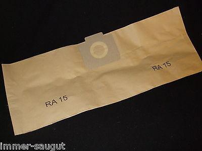 Papier Staubsaugerbeutel Filter-Säcke geeignet für Parkside PNTS 30 1500 1400