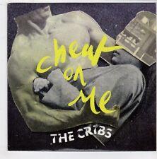 (GQ102) The Cribs, Cheat On Me - 2009 DJ CD