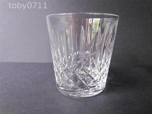 EDINBURGH-CRYSTAL-APPIN-OLD-FASHIONED-TUMBLERS-VINTAGE-amp-SIGNED