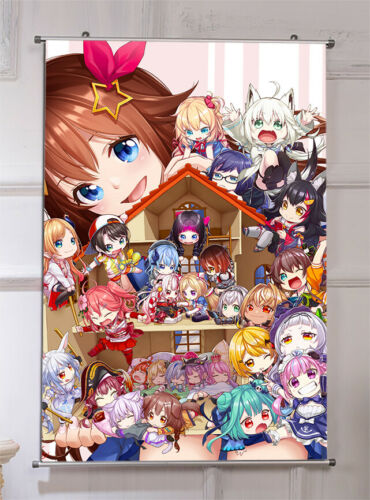 MOBILE SUIT GUNDAM Wall Painting Decal Scroll Poster Anime 60*90CM