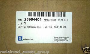 New-OEM-GM-Sunroof-Seal-25964404-Fits-2010-2013-Cadillac-SRX