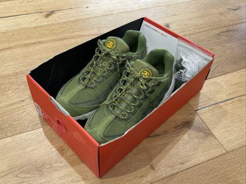 NIKE & Stussy AIR MAX 95 Air Max Sneakers green