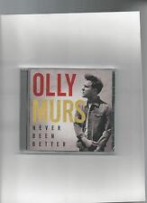 Olly Murs- Never Been Better *  (CD, Mar-2015, Columbia (USA))