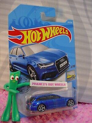 2019 Hot Wheels Factory Fresh #214 /'17 Audi RS 6 Avant