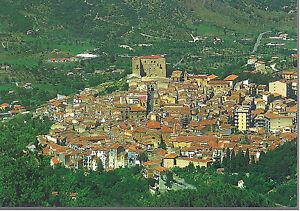 CARTOLINA-SICILIA-SICILY-POSTCARD-CASTELBUONO-VEDUTA-CASTELLO-E-CASTELBUONO