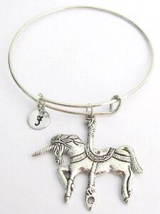 Unicorn-Bangle-Personalized-Expandable-Bangle-Bracelet-with-Initial