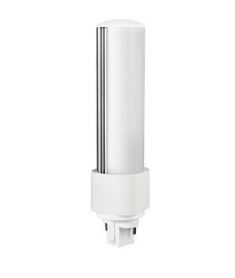 BIOLEDEX LED Lampe G24 10W 800Lm 5000K Drehbar Universalsockel