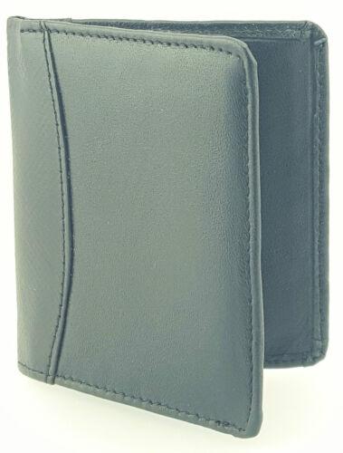 LORENZ En Cuir Souple Carte de crédit titulaire Wallet-Disponible en Boîte Cadeau