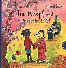 Jim-Knopf-und-Prinzessin-Li-Si-von-Michael-Ende-Beate-D-Buch-Zustand-gut