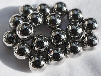 15 / 25 / 50 / 100 / 250 Strong Magnets 8mm 5/16 Spheres Balls N35 Neodymium 6