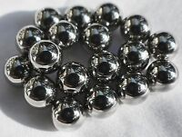 25 / 50 / 100 / 250 Strong Magnets 5mm (13/64) Spheres Balls N35 Neodymium (3)