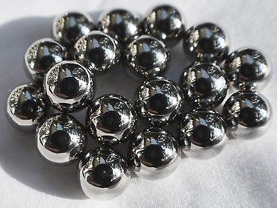 "25 / 50 / 100 / 250 STRONG MAGNETS 7mm 1/4"" spheres balls N35 Neodymium"
