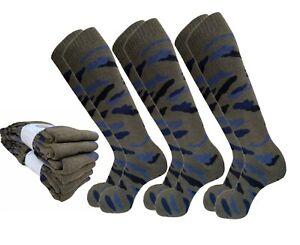 6-paia-calze-TERMICHE-calzini-uomo-lunghi-da-lavoro-rinforzati-cotone-felpato