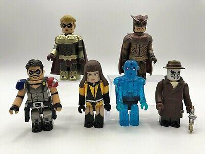 Watchmen Kubrick 3 Set of 6 Figures
