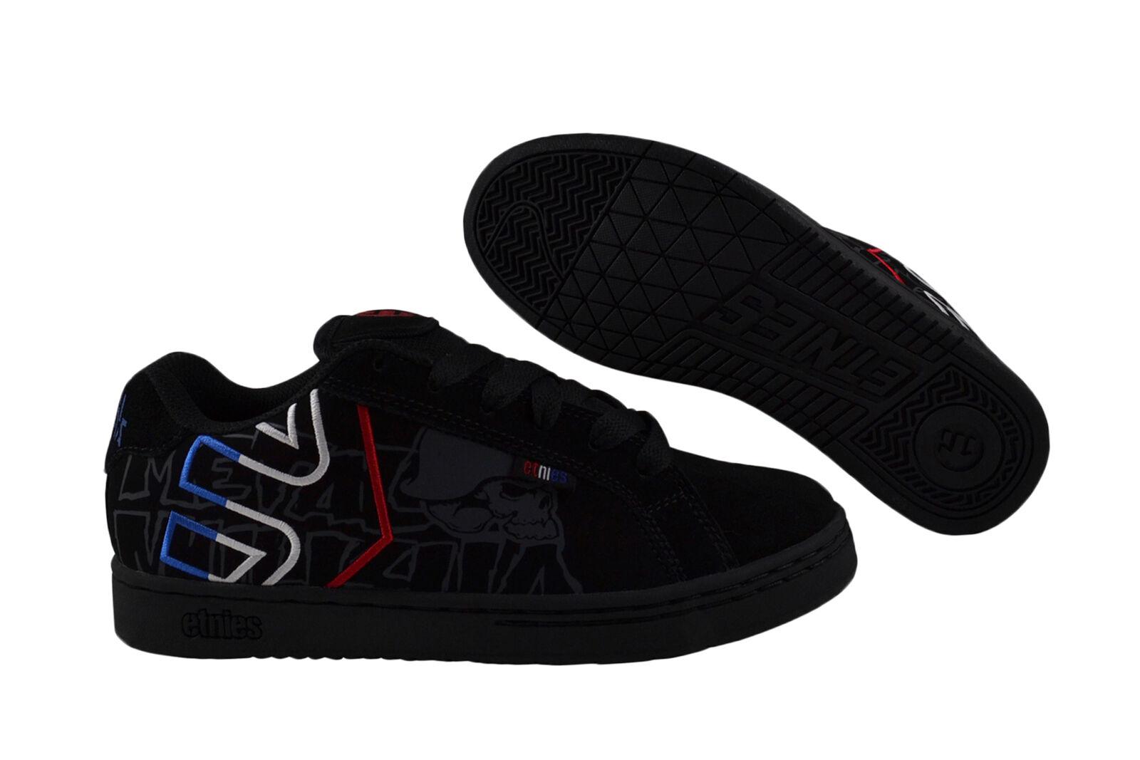 Etnies Metal Mulisha Fader black/blue/white Sneaker/Schuhe schwarz