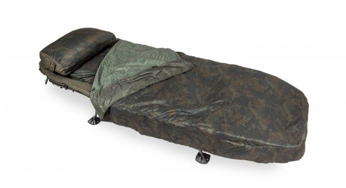 Nash Indulgence SS2 SS3 Standard Summer Bedchair Bed Shroud Cover - T9420 NEW