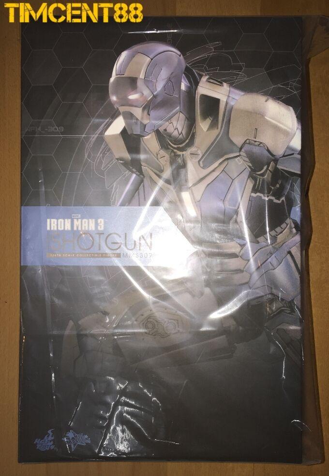 listo  Hot Toys Iron Man 3 MMS309 escopeta marca XL 40 Tony Stark normal 1 6