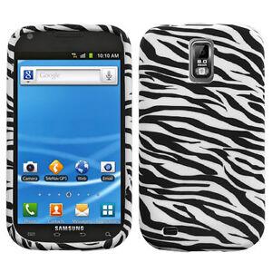For-T-Mobile-Samsung-Galaxy-S-II-2-T989-TPU-CANDY-Flexi-Skin-Case-Cover-Zebra