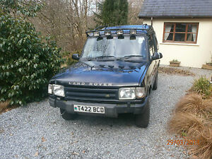 Landrover-discovery-3-9l-v8-auto-spare-or-repair