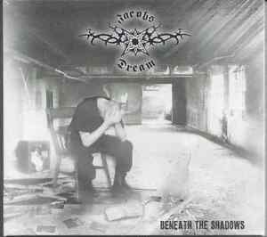 Jacobs-Dream-Beneath-The-Shadows-CD-Progressive-Metal-Digi-pak-Brand-New-Sealed