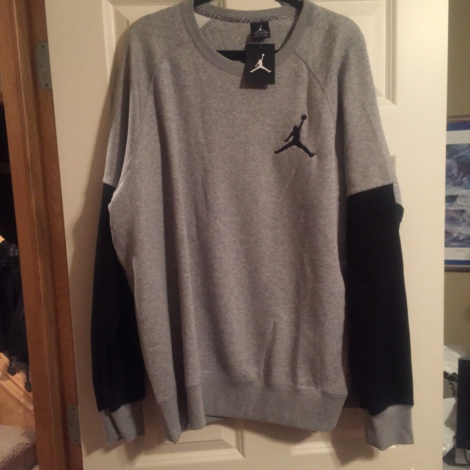 Air Jordan Jumpman Long Sleeve Shirt Size XXL  New with Tags