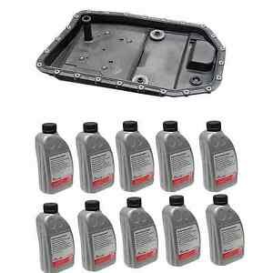 Bmw Zf Ga6hp19z Automatic Transmission Filter Kit Oil Pan