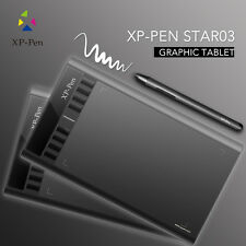 """XP-Pen 10x6"""" Professional Art Graphic Drawing Tablet Painting Board Digital Pad"""