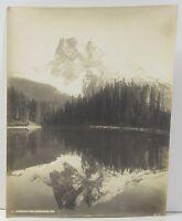 STEPHEN JOSEPH THOMPSON Emerald Lake Near Field British Columbia Canada C1885