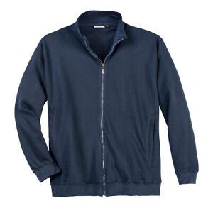 Navy Fashion Sweat Jacket Oversize Adamo ul1c3FTKJ