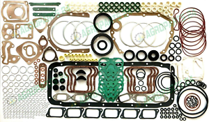 0213157 Deutz F6L413 V Vollsatz Motordichtsatz Dichtungssatz Dichtsatz 02911525