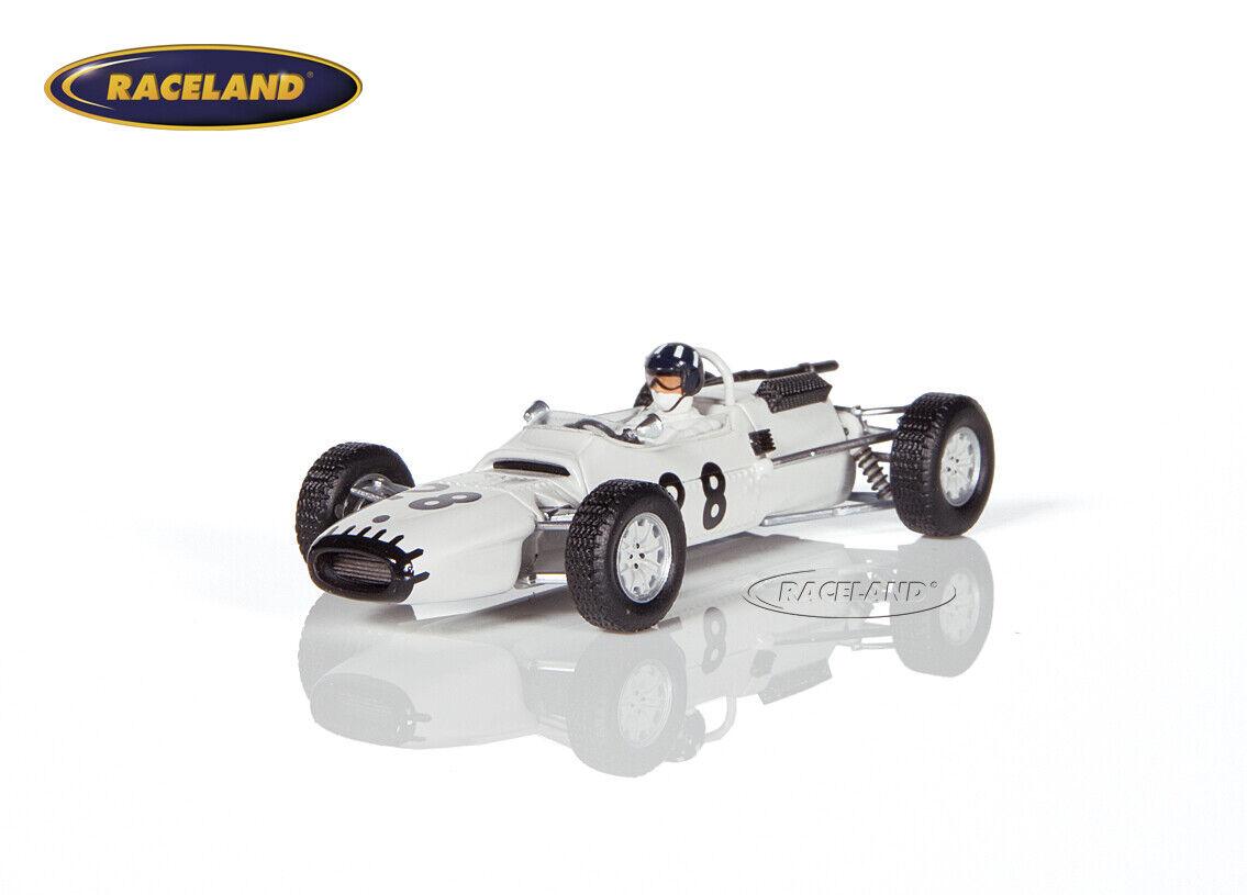 Matra ms5 BRM p80 f2 Coombs f2 Grand Prix Reims 1966 Graham Hill, Spark 1 43