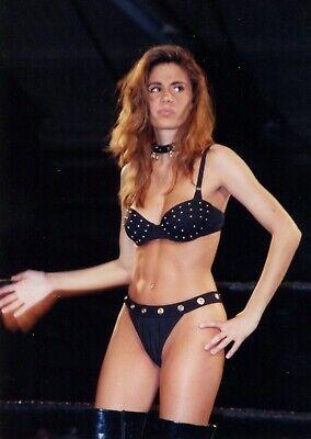 FRANCINE COLOR 4x6 ECW WRESTLING PHOTO WWE ROH ECW NXT AEW | eBay