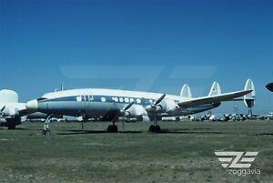 Aircraft-Photo-4-x-6-0-4183-Lockheed-C-121-Constellation-U-S-Air-Force-1970s