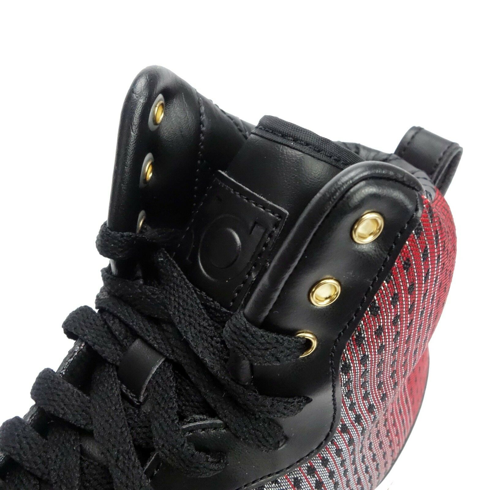 Nike KD VIII NSW Lifestyle Men's Shoes Trainers Black/Red