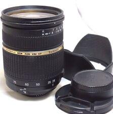 Tamron SP A09 28-75mm f2.8 LD Di IF Lens For Nikon AF-D D7100 D7200 D7500 D750