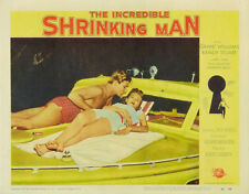 """The Incredible Shrinking Man Movie Poster Lobby Card Replica 11x14/"""" Photo Print"""