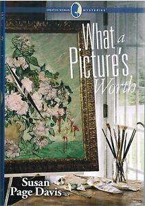 What-A-Pictures-Worth-Creative-Woman-Mysteries-Susan-Page-Davis-2013-HC-Book-4