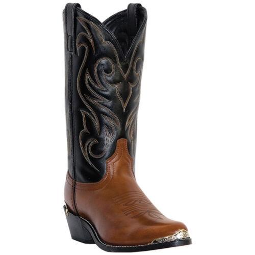 "Laredo 28-2464 Nashville 12/"" J Toe Embroidered Cowboy Western Boot"
