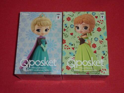Frozen Q Posket Elsa Figure ZA 28