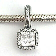 74ca8a8a3 Authentic Pandora Timeless Elegance Clear CZ Pendant Charm, 390378CZ, New