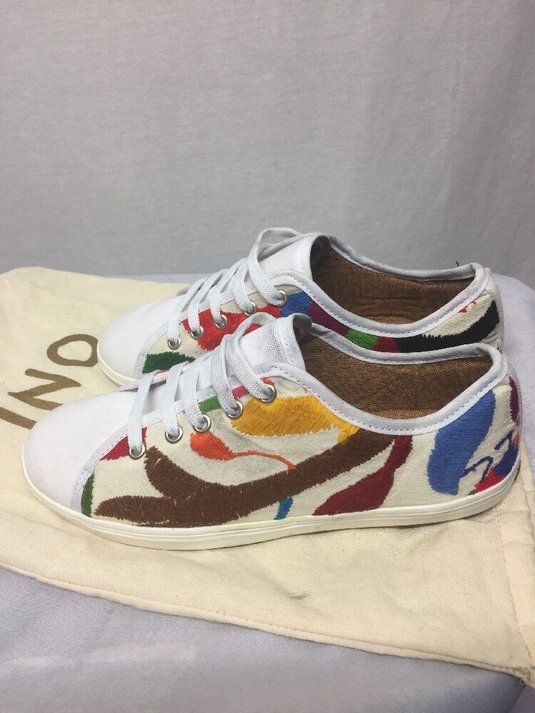 ONI Must have Original Women's Multi color Sneakers shoes Size 8