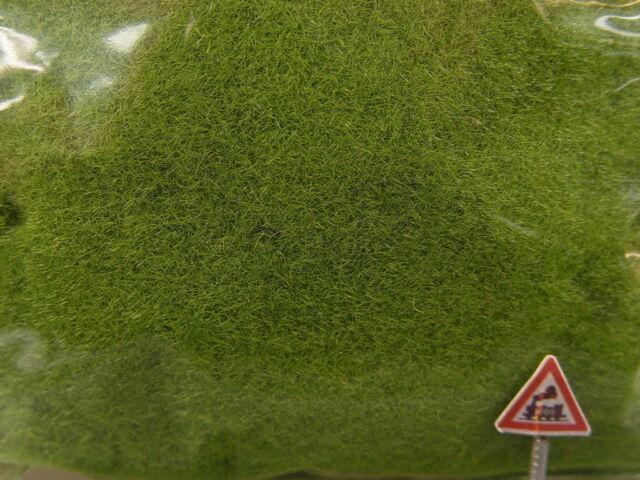 (Preis1kg=€ 112,00) Grasfaser mittelgrün  - fein - 50 g  - Heki 3365  #E