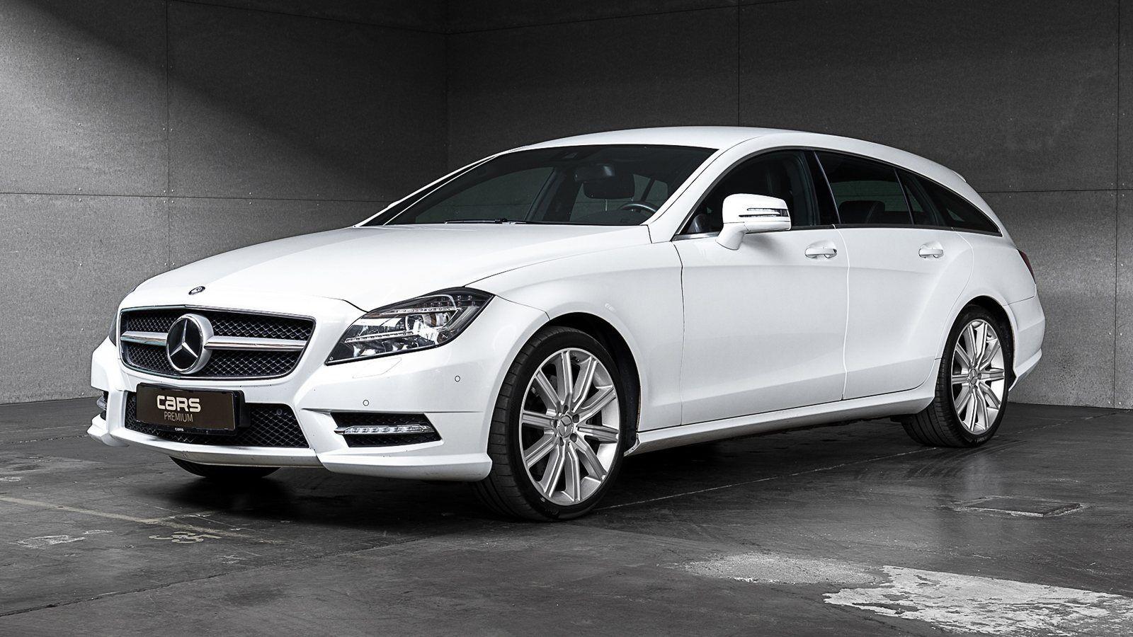 Mercedes CLS350 3,0 CDi SB aut. 4-M BE 5d - 473.680 kr.
