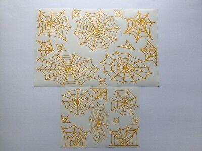 for Duracoat Cerakote Gunkote! Spider Webs Stencil Pack Krylon