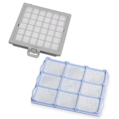 Hepa Abluftfilter Motorschutzfilter Filter geeignet Bosch BSG81466//14 ergomaxx