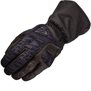 Five-WFX-Tech-Leather-Motorcycle-Gloves-Waterproof-Thermal-Bike-Motorbike-Armour