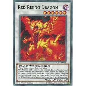 Yu-gi-oh! Tcg: Red Rising Dragon - Sast-en099 - Common Card - 1st Edition Vkfymu1u-07235748-368911486