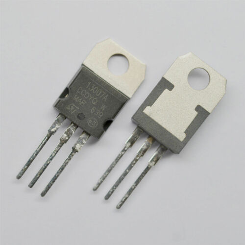 100/% New and Genuine ST13007A 13007A Transistor TO-220
