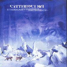 CATAMENIA - ETERNAL WINTER'S PROPHECY   PROMO CD   MASSACRE RECORDS