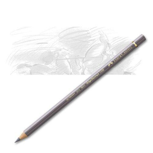 Polychromos 273-Warmgrau IV Faber-Castell 110273 artistes Farbstift